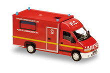 SOLIDO 1:50 - RENAULT MASTER PC -1997 (WSL)