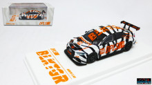 TARMAC 1:64 - AUDI RS3 LMS BLKTGR, WHITE/ORANGE/BLACK