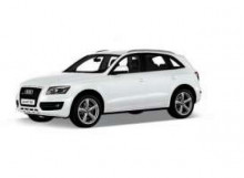 WELLY 1:24 - AUDI Q5 2009, WHITE