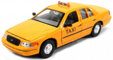 WELLY 1:24 - FORD CROWN VICTORIA NEW YORK TAXI