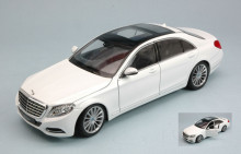 WELLY 1:24 - MERCEDES S-CLASS (W222) 2013 WHITE
