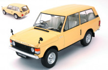 WHITEBOX 1:24 - LAND ROVER RANGE ROVER 3.5 V8 1972 BEIGE
