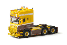 WSI 1:50 - Scania R Topline Showtruck - Morten Skov