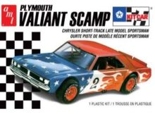 AMT 1:25 - PLYMOUTH VALIANT SCAMP KIT CAR 2T, PLASTIC MODELKIT