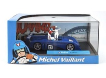 MAGAZINE MODELS 1:43 - LM 07 'MICHEL VAILLANT SERIES', BLUE