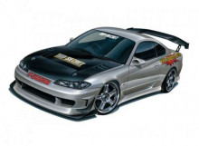 AOSHIMA 1:24 - NISSAN SILVIA S15 1999 TOP SECRET, PLASTIC KIT