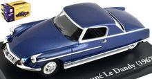 ATLAS 1:43 - CITROEN DS COUPE LE DANDY 1967