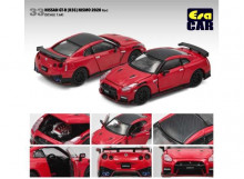 ERA 1:64 - NISSAN GT-R (R35) NISMO 2020, RED