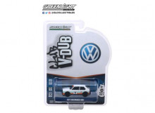 GREENLIGHT 1:64 - VOLKSWAGEN GOLF 1974 #9 GULF OIL *CLUB VEE-DUB SERIES 10*, BLUE/WHITE/ORANGE