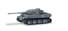 HERPA 1:87 - Heavy Tank Tiger Vers. H1 - decorated - Russia (number: 123)
