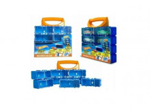 HOTWHEELS - MULTIBRICK CAR CASE WHICH WILL HOLD 8 CARS