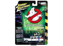 JOHNNY LIGHTNING 1:64 - GHOSTBUSTERS ECTO 1 *SILVER SCREEN SERIES*