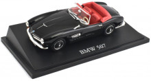MAGAZINE MODELS 1:43 - BMW 507 - BLACK