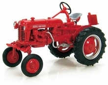 MAGAZINE MODELS 1:43 - MC CORMICK IH FARMALL CUB 1956, RED