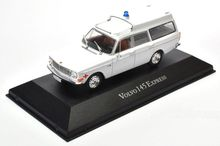 MAGAZINE MODELS 1:43 - VOLVO 145 EXPRESS 1969 AMBULANCE COLLECTION