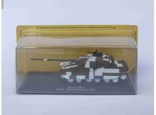 MAGAZINE MODELS 1:72 - CHIEFTAIN 1984 MK.V BAOR BERLIN *MILITARY VEHICLES SERIES*, ARMY/WHITE