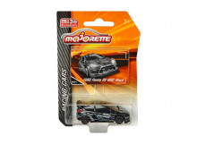 MAJORETTE 1:64 - FORD FIESTA RS WRC, BLACK
