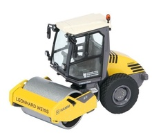 NZG 1:50 - Hamm H7I, Compactor With Smooth Roller drum Leonhard Weiss