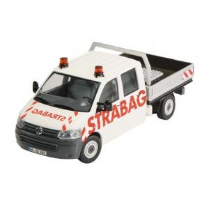 NZG 1:50 - Volkswagen T5 Crew Cab, 'Strabag'