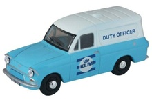 OXFORD 1:43 - FORD ANGLIA 'KLM'