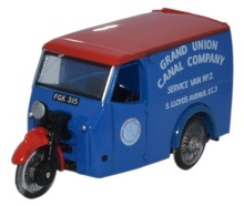 OXFORD 1:76 (00) - Tricycle Van Grand Union Canal Company