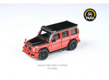 PARA64 1:64 - MERCEDES-BENZ AMG G63 LIBERTY WALK 2018 , RED