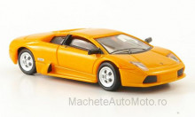 RICKO 1:87 - LAMBORGHINI MURCIELAGO , METALLIC-ORANGE