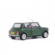 SOLIDO 1:18 - MINI COOPER SPORT 1997 BRITISH RACING GREEN 1:18