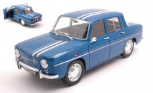 SOLIDO 1:18 - RENAULT 8 GORDINI 1100 1967 BLUE