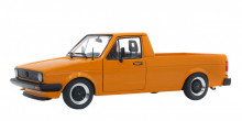 SOLIDO 1:18 - VW CADDY MK1 1982 ORANGE