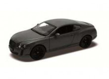 WELLY 1:24 - BENTLEY CONTINENTAL SUPERSPORTS 2011, GREY