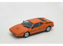 WELLY 1:24 - BMW M1 1987, ORANGE