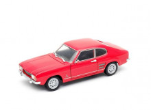 WELLY 1:24 - FORD CAPRI 1969, RED