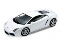 WELLY 1:24 - LAMBORGHINI GALLARDO LP560-4 2008, WHITE