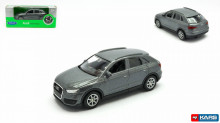 WELLY 1:64 - AUDI Q3, SILVER