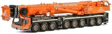 WSI 1:50 - Liebherr LTM 1500 Global Port Services (British!!)