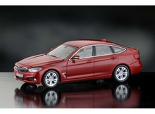 ISCALE 1:43 - BMW 3ER GT F34, MELBOURNE RED