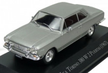 ATLAS 1:43 - IKA TORINO 380W 2 PUERTAS 1967 - UNFORGETABLE CARS, GREY