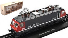 ATLAS 1:87 - RE 4/4 IV NR. 10101 SWITZERLAND 1982 - LOCOMOTIVES