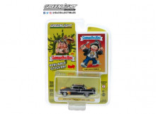 GREENLIGHT 1:64 - CHEVROLET BEL AIR 1955 WITH FLAMES *GREASER GREG*