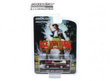 GREENLIGHT 1:64 - JEEP JEEPSTER CONVERTIBLE 1967 ACE VENTURA: WHEN NATURE CALLS (1995) *HOLLYWOOD SERIES 28*, CRE