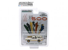 GREENLIGHT 1:64 - OLDSMOBILE VISTA CRUISER 1972 56TH ANNUAL INDIANAPOLIS 500 MILE RACE OFFICIAL PRESS CAR *HOBBY E