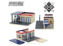 GREENLIGHT 1:64 - VINTAGE GAS STATION 'STANDARD OIL' MECHANIC'S CORNER SERIES 3