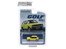 GREENLIGHT 1:64 - VOLKSWAGEN GOLF MK1 1974 VOLKSWAGEN GOLF 45TH ANNIVERSARY *ANNIVERSARY COLLECTION SERIES 9*, Y