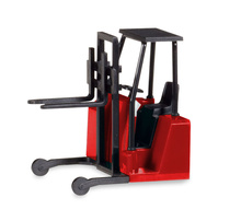 HERPA 1:87 - Accessories forklifter with bumper, (Content: 3 pieces)