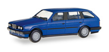 "HERPA 1:87 - BMW 3er Touring E30 ""Herpa-H-Edition"" (with printed license plates)"