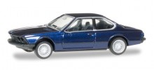 HERPA 1:87 - BMW 635 CSi, alpin blue metallic