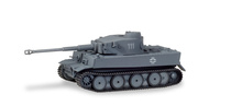 HERPA 1:87 - Heavy Tank Tiger Vers. H1 - decorated - Russia (number: 111)