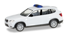 HERPA 1:87 - MiniKit: BMW X3, white / unprinted