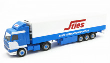 "HERPA 1:87 - Scania 143 refrigerated box semitrailer ""Sties"" (N)"